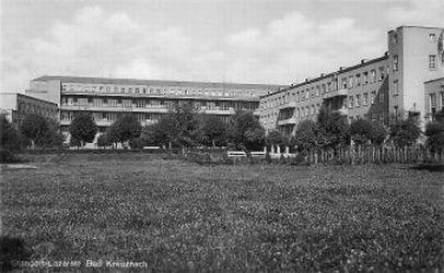 Hospital Bad Kreuznach 1945