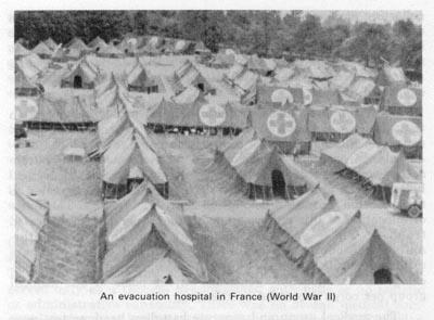 Evacuation Hospital WW2