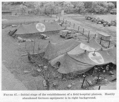 Field Hospital WW2