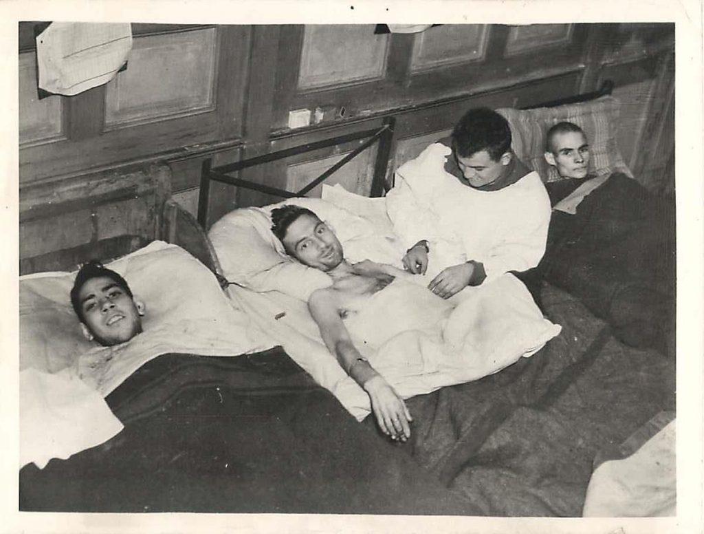 Liberated POWs