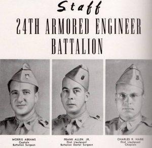 24th Arm Eng Bn Staff