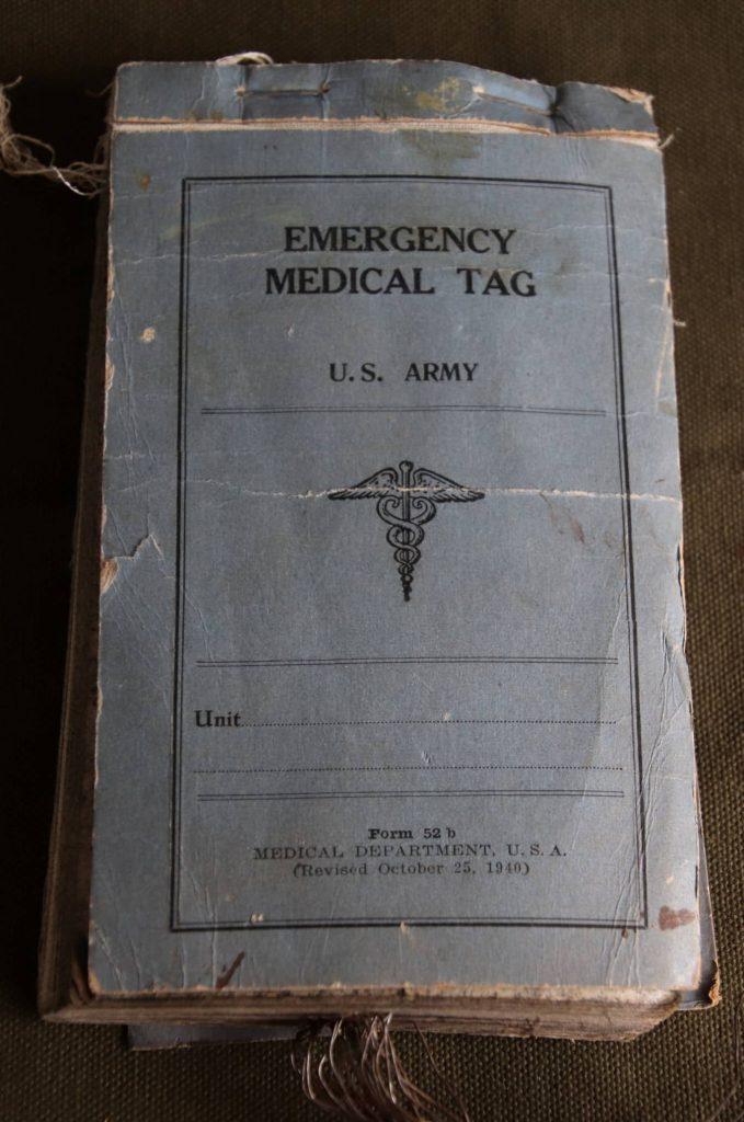 Emergency Medical Tag -1
