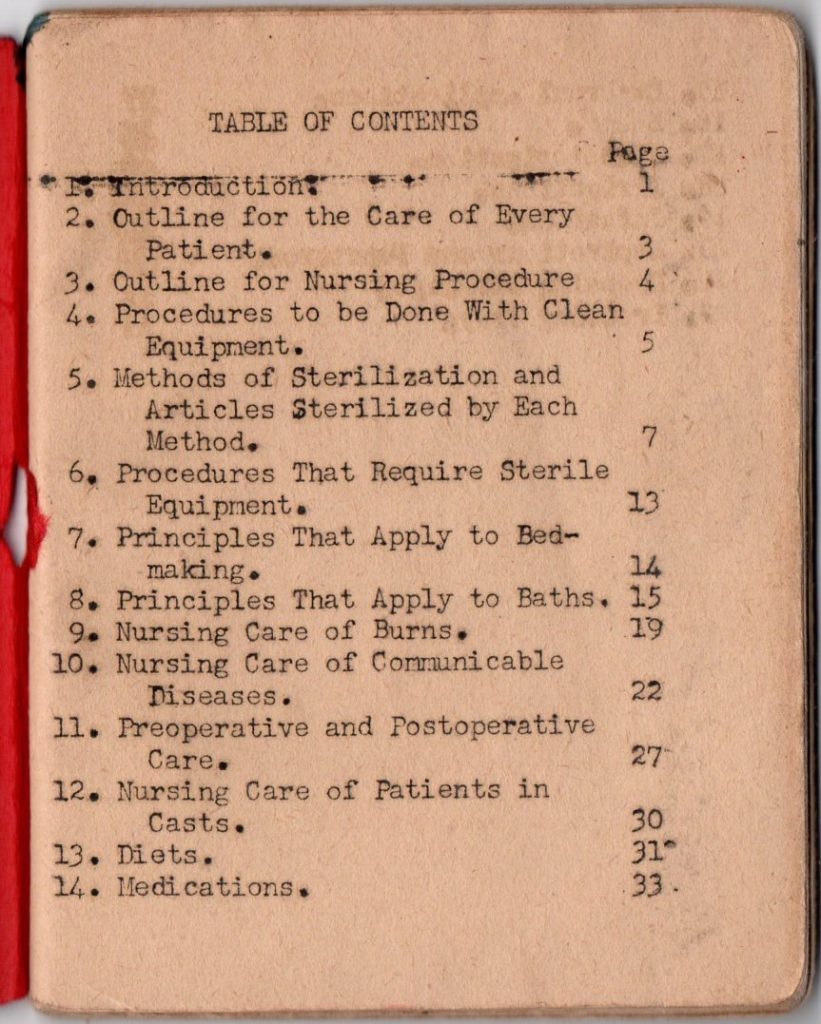 Fitzsimons table 1