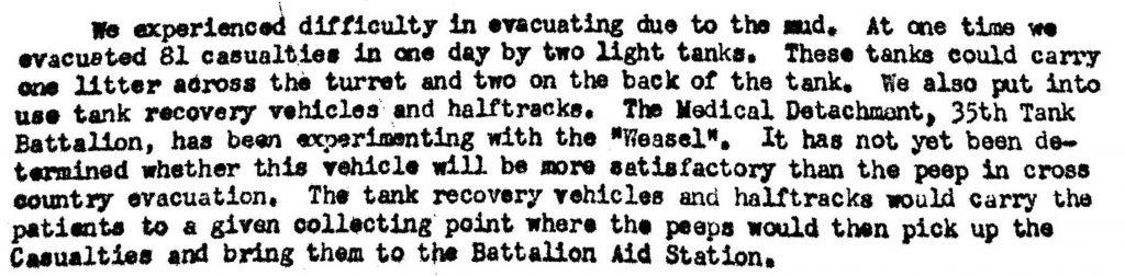 Division Surgeon Dec 8th, 1944