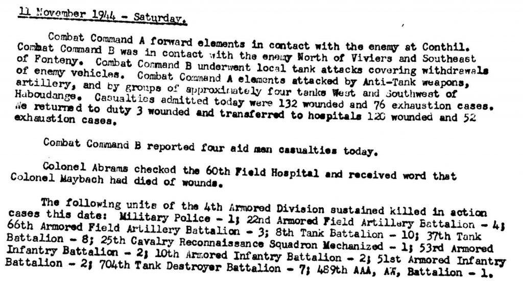 Division Surgeon Journal 1944-94
