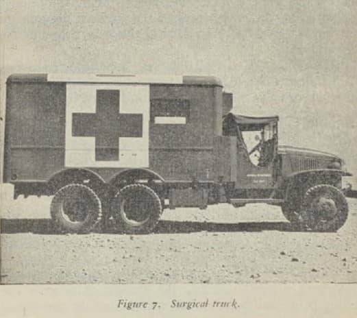 FM 17-80 Surgical Truck
