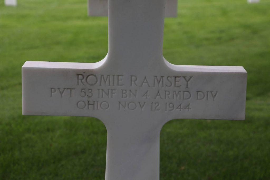 Lorraine Romie Ramsey