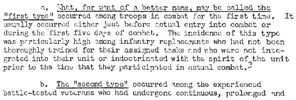 General Board 1945 Combat Exhaustion-two types.1