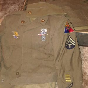 George Ehnes uniform