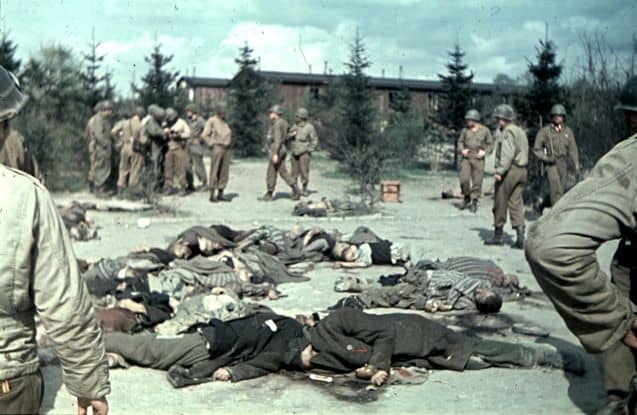 Ohrdruf Concentration Camp