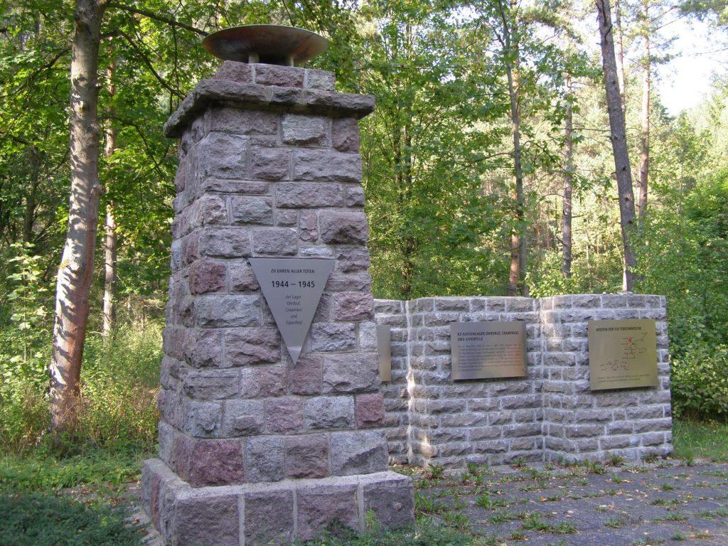 Jonastal monument