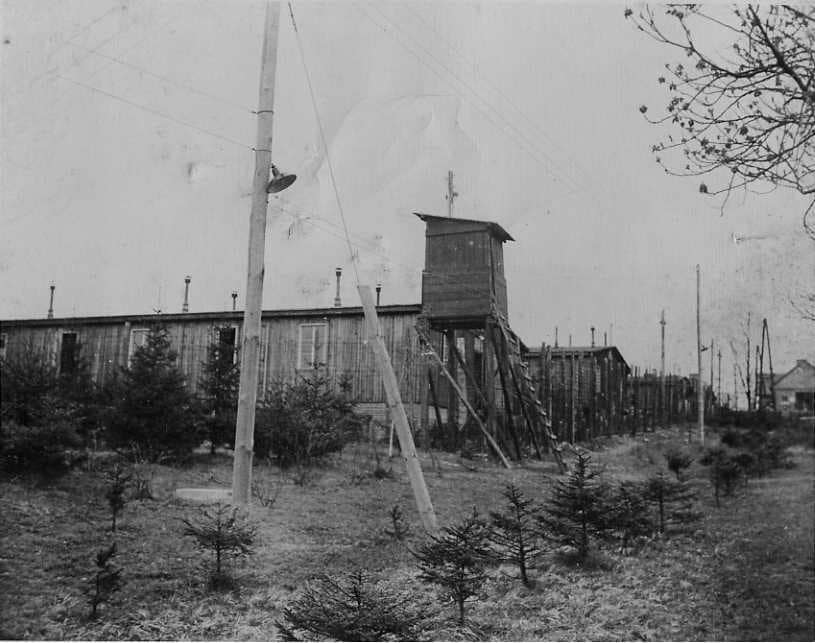 Ohrdruf tower and fence