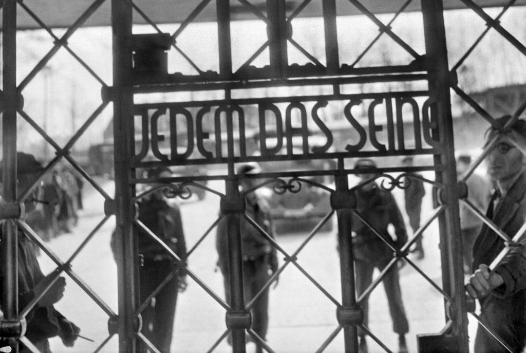 Buchenwald Jedem das Seine