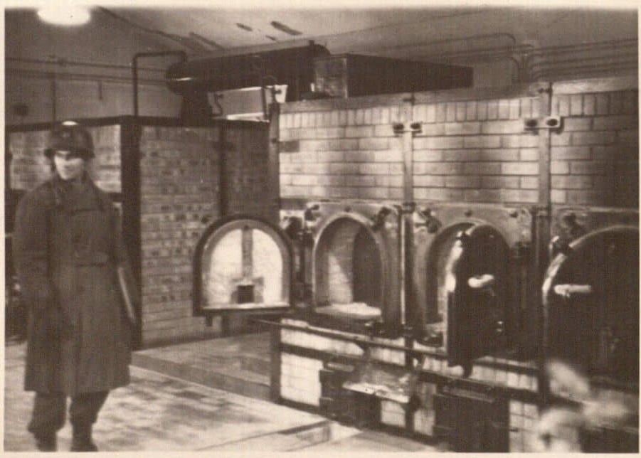 Lea Crematorium Buchenwald