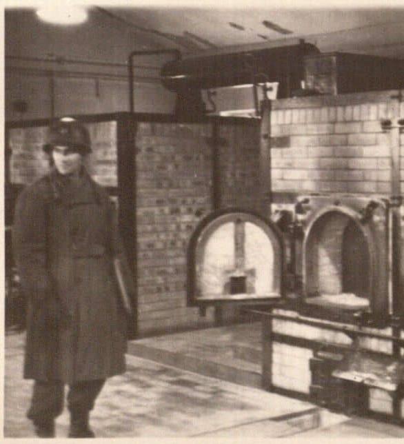 Lea Buchenwald Crematorium