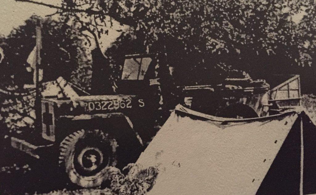 Capt. Lea's Jeep