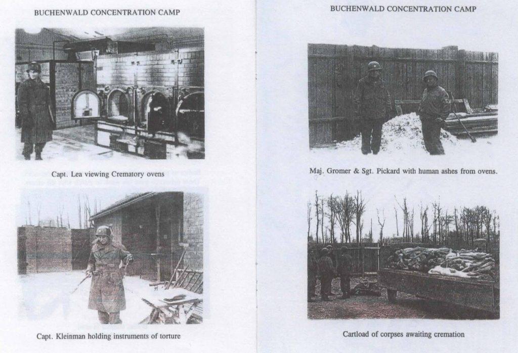 Photos Buchenwald Concentration Camp