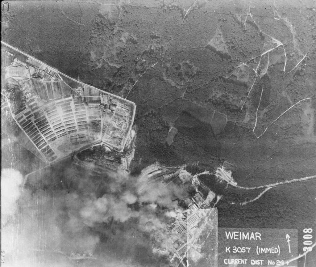 Aerial Photo bombing