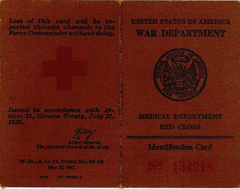 Kimel Red Cross Identification Card.1