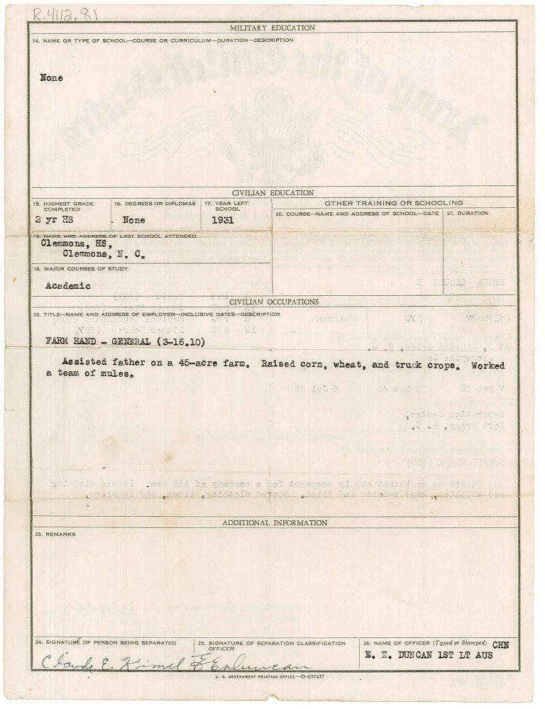 Kimel Separation Record.2