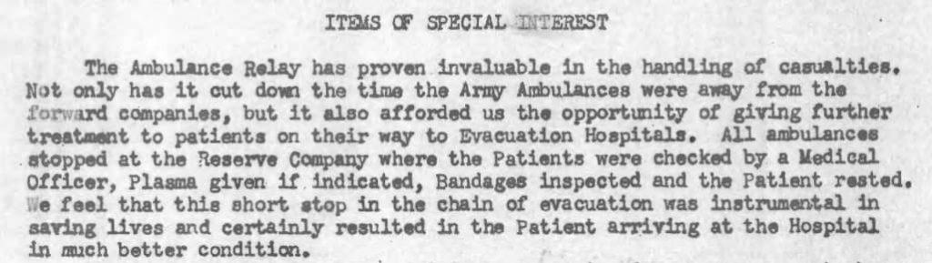 Report 46th AMB 1945-3